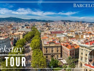 A weekend in Barcelona with Leanne