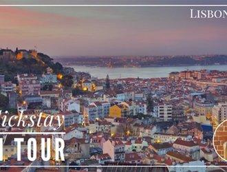 Clickstay on tour: Lisbon