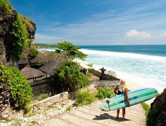 8 Best Places For Surfing Holidays