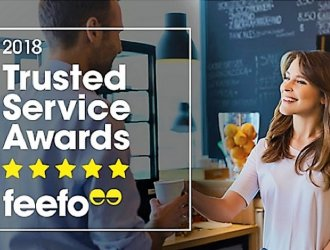Clickstay Wins Feefo Gold Trusted Service Award 2018