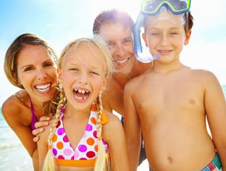 5 Different Ideas for a Family Holiday