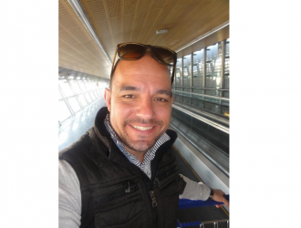 Meet Jason - partner at Rocabella Villas, near El Chorro in Southern Spain.