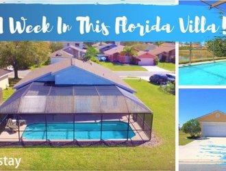 Florida Villa Giveaway