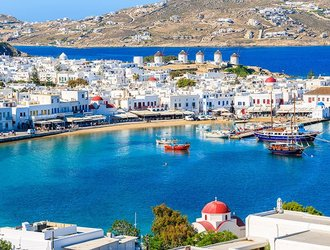 8 Reasons For A Holiday To Mykonos