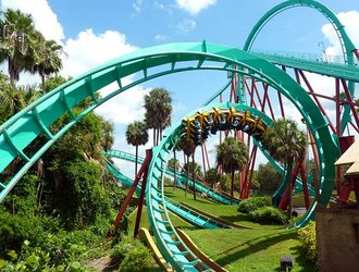 Florida's Top Theme Parks