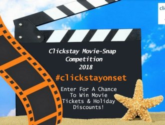 Clickstay On Set Competition: And The Winner Is...