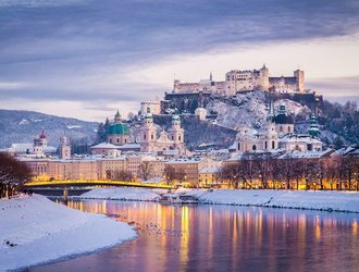 5 best destinations in Europe to spend Christmas