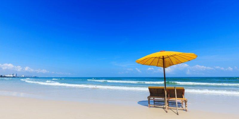 The 5 Best Beaches Near Bangkok