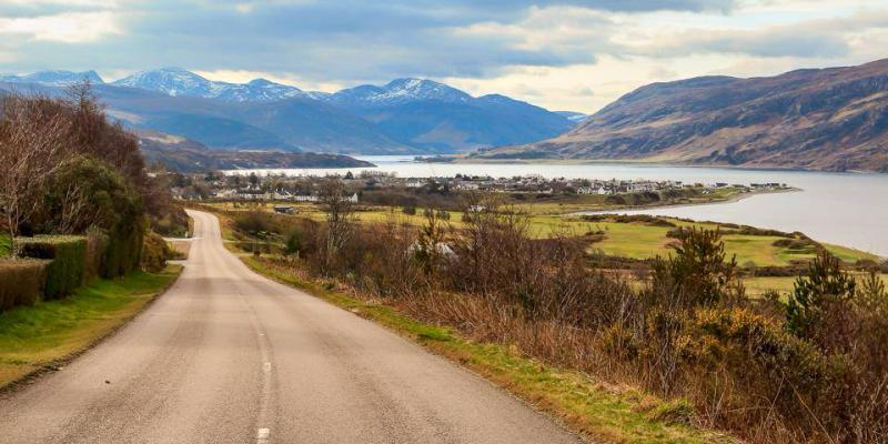 Drive Scotland's North Coast 500