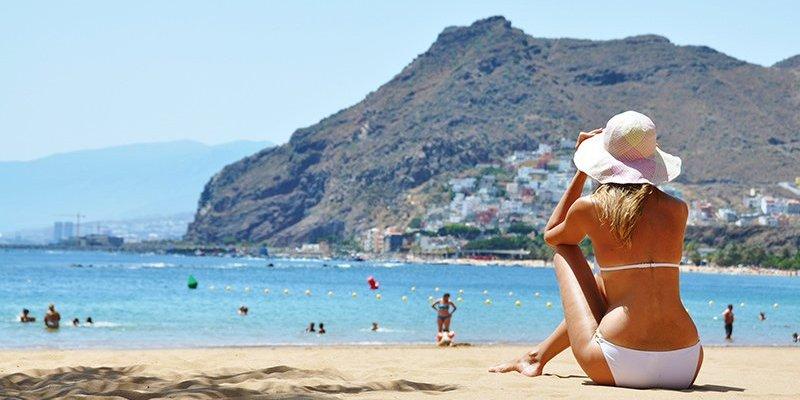 Villas in Spain and Tenerife beach