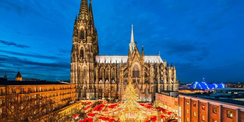 The 10 Most Magical Christmas Markets In Europe