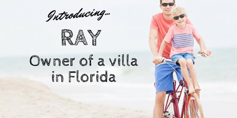 Music and family fun in Florida with Villa Owner Ray
