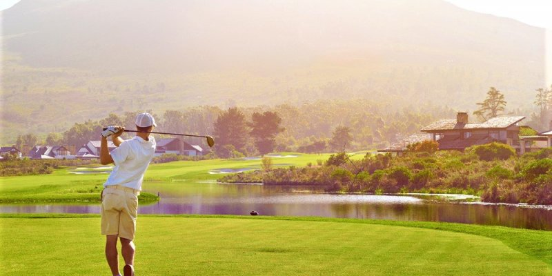 Top 15 Villas For Golf