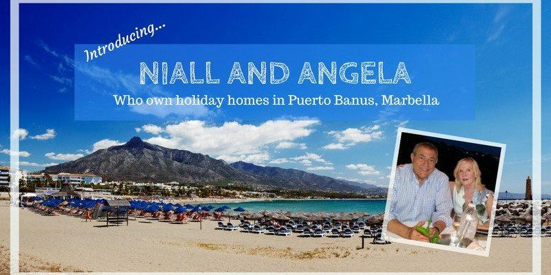 Owner Interview: Angela and Niall tell us about their fantastic holiday apartments in Puerto Banus