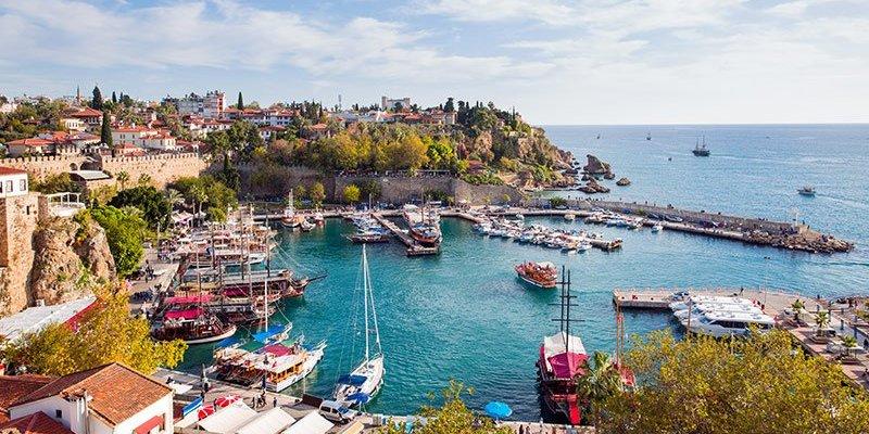 10 Reasons To Book A Holiday To Antalya