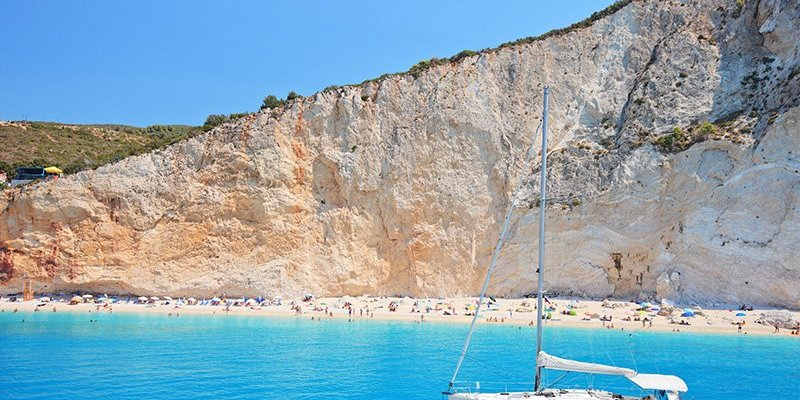 Greece's Secret Beaches You Just Have To Visit