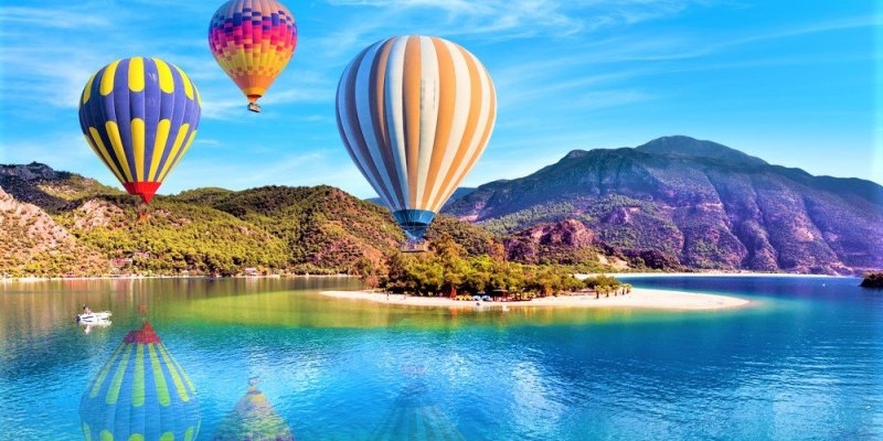 5 Best Seaside Spots In Turkey