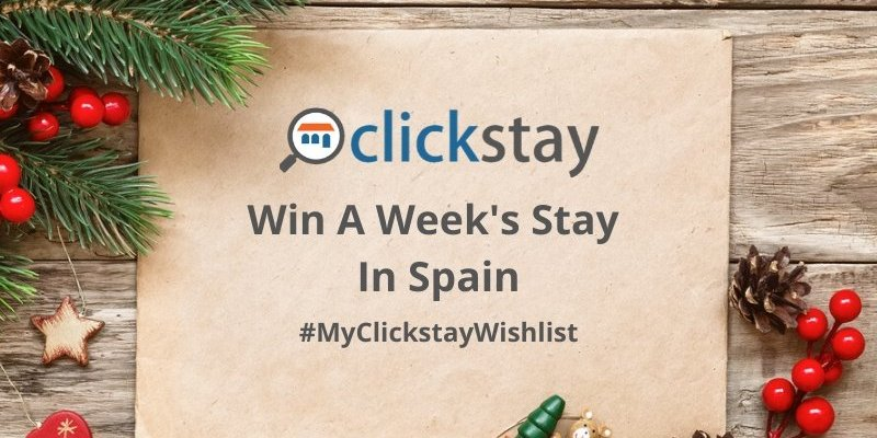 Win A Week's Stay In Spain