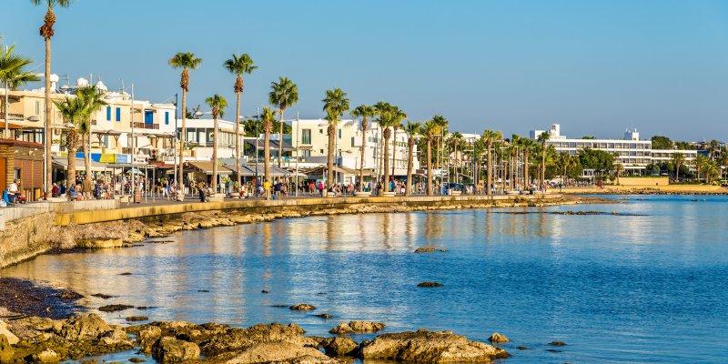 Best Seafood Restaurants Near Paphos Harbour