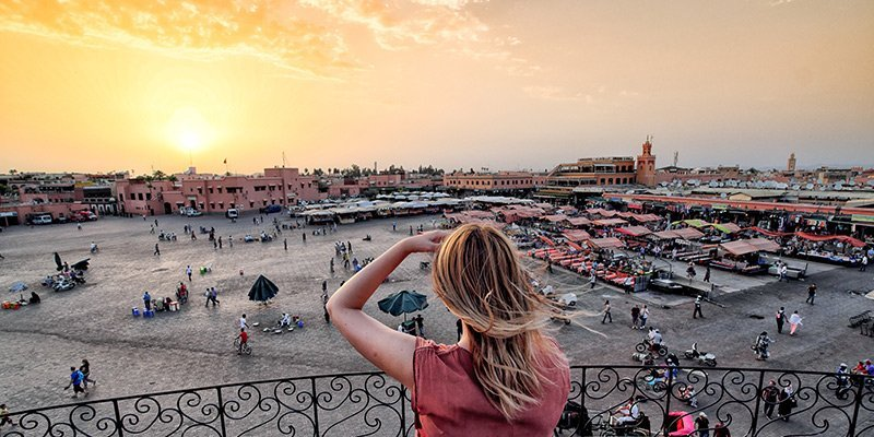 5 reasons to take a trip to Marrakech