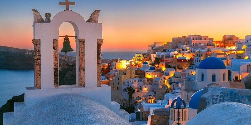 10 Most Photographed Places In Greece