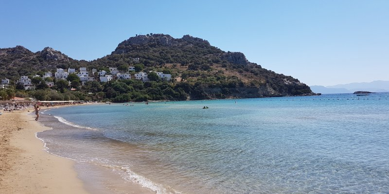 The 5 Best Beaches On The Bodrum Peninsula