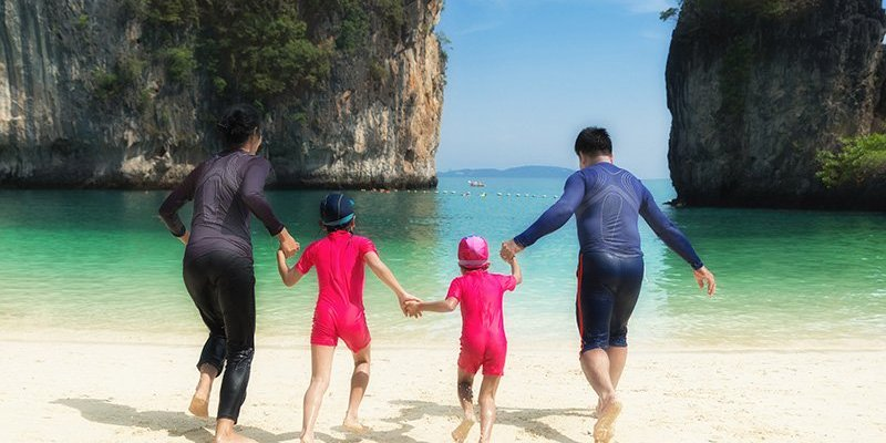 Top 5 places for families to visit in Thailand