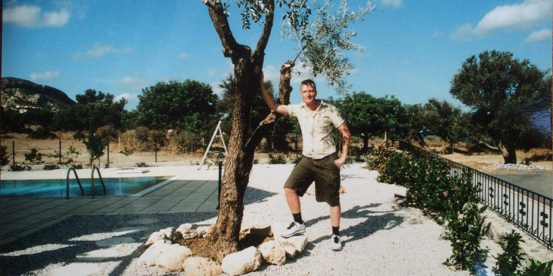 Owner Stories: Alex and the Olive Harvest