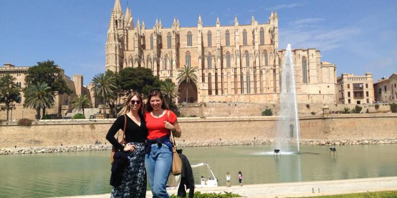 Clickstay on Tour: 4 Days in Mallorca with Felicity