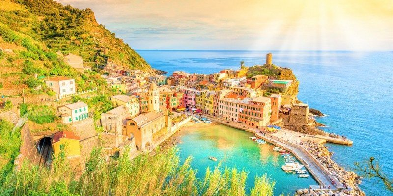 The 10 Most Beautiful Seaside Towns In Italy