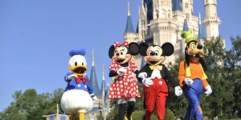 The Best Disney World Surprise Reactions