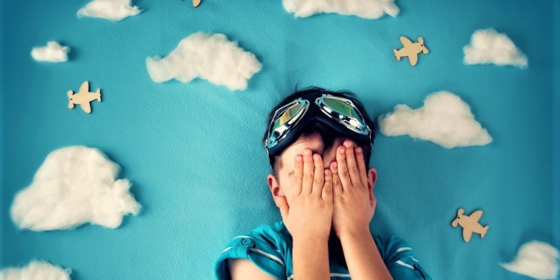 5 Ways To Help With A Nervous Child When You're Flying