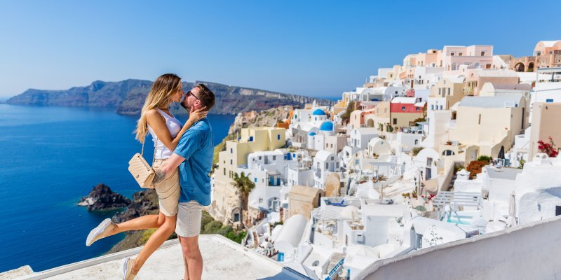 3 Of the Best Honeymoon Hideaways in Greece