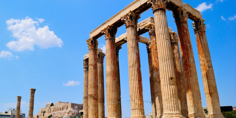 5 Must-see Historic Sites In Athens