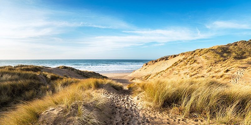9 Of The Most Beautiful Beaches In The UK