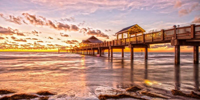 5 Great Spots To Enjoy A Stunning Florida Sunset