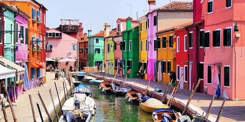 Top 10 Places you must visit in Italy