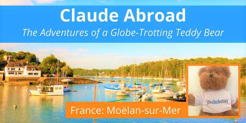 Claude Abroad: Moëlan-sur-Mer