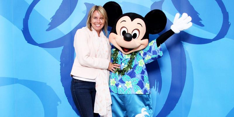 English Mum Disney Interview