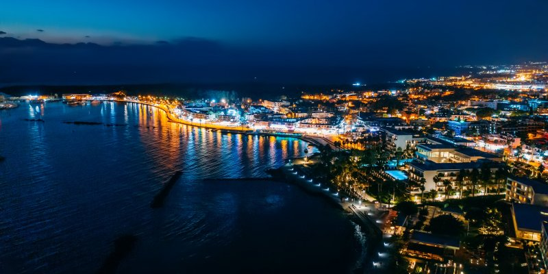 Things To Do In Paphos At Night