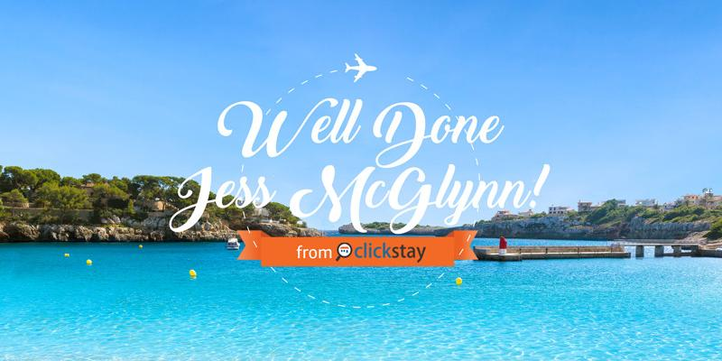 Blog Your Way To Spain - We Have A Winner!