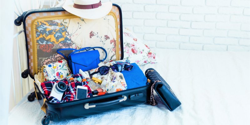 The Ultimate Travel Checklist: Travel Bag Essentials