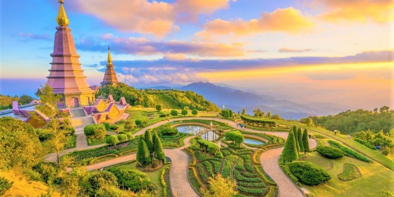 The 10 Most Photographed Places In Thailand
