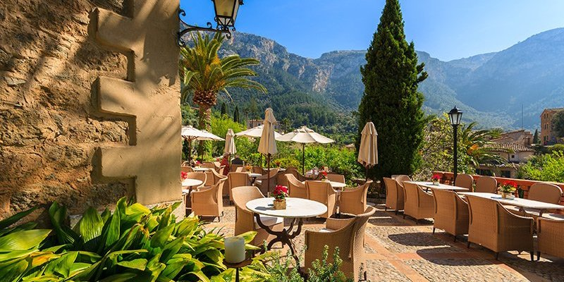 Top 10 Mind-Blowing Restaurants In Mallorca