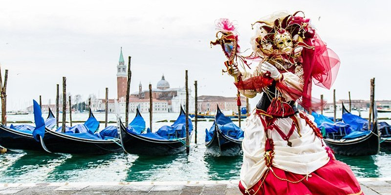 The masks of Venice: what are they and why do people wear them?