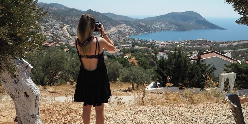 Photographer in Kalkan Turkey