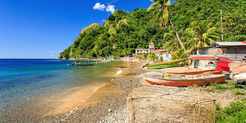 Kate and Andrew explain why Dominica should be on your bucket list