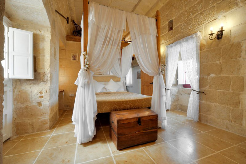 traditional villa for rent in Gozo, Malta