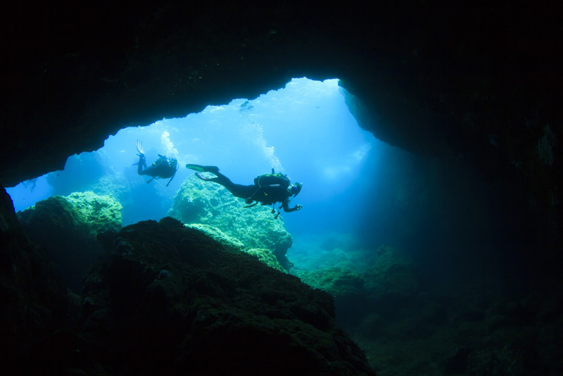 Malta scuba diving destination