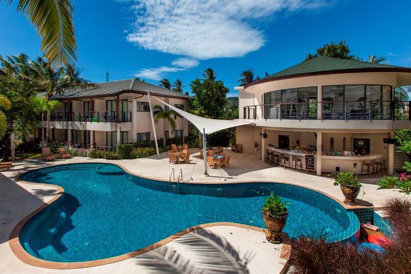 Apartment inPlai Laem Beach Thailand